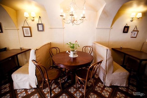 Новое место: Вегетарианское кафе «Прекрасная зелёная». Изображение № 1.