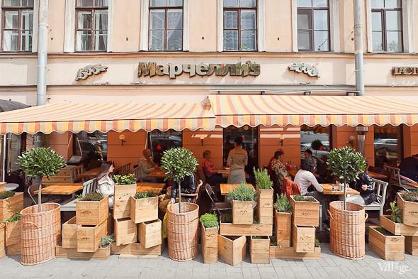 Зов улиц: Летние веранды в центре Петербурга. Изображение № 10.