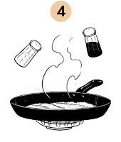Рецепты шефов: Филе плотвы с хрустящей корочкой. Изображение № 6.