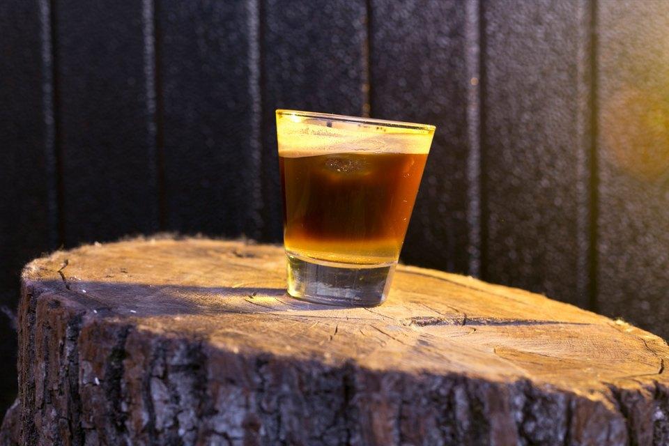 Холодный кофе: 7напитков снеобычными ингредиентами. Изображение № 6.