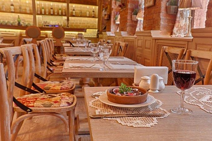 На Садовой-Черногрязской открылся ресторан грузинской кухни «Оджахури». Изображение № 2.