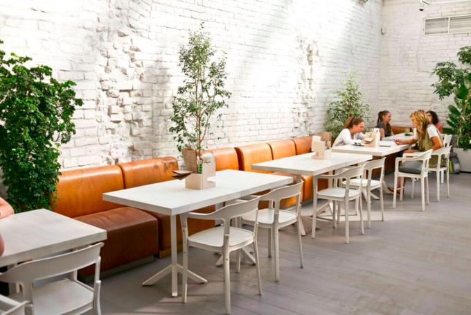 Кафе «KM20» сменило меню, шеф-повара и концепцию. Изображение № 2.