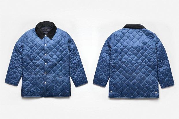 Лучше меньше (Петербург): Куртка Barbour. Изображение № 1.
