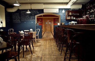 Новости ресторанов: Открытия, переезды, новое меню и планы. Изображение № 13.