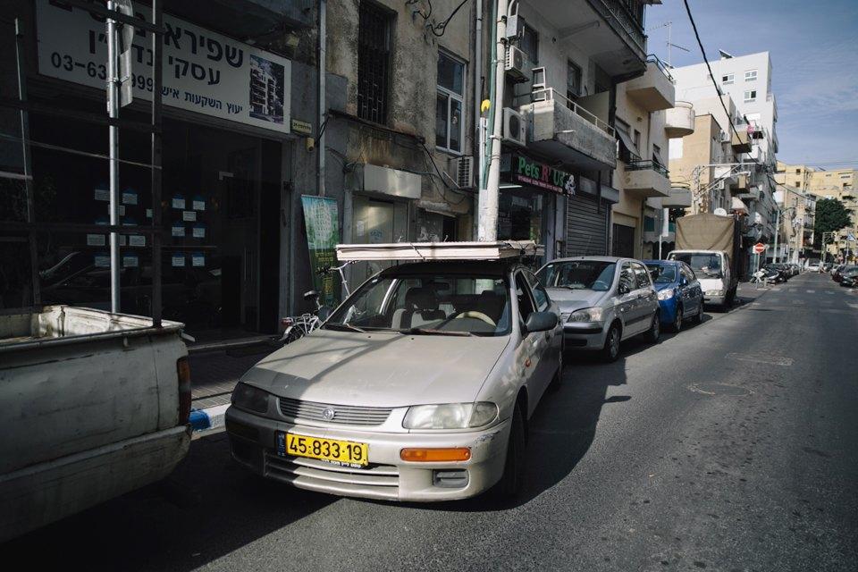Флорентин, квартал баров ивечеринок в Тель-Авиве. Изображение № 8.