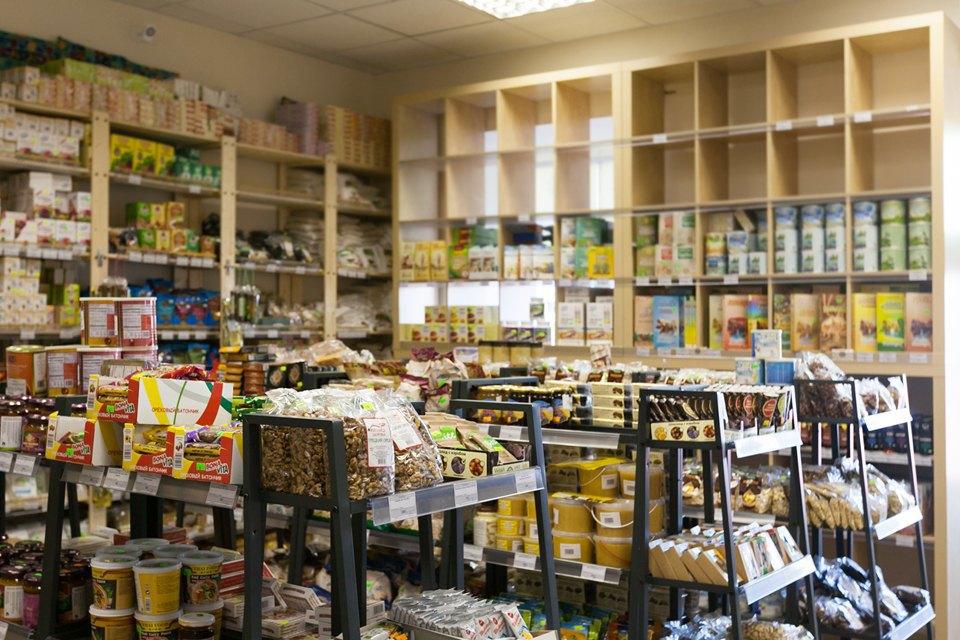 Магазин вегетарианских товаров и кафе «Джаганнат» на Фонтанке. Изображение № 6.