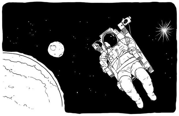 Как всё устроено: Полёт в космос. Изображение № 4.