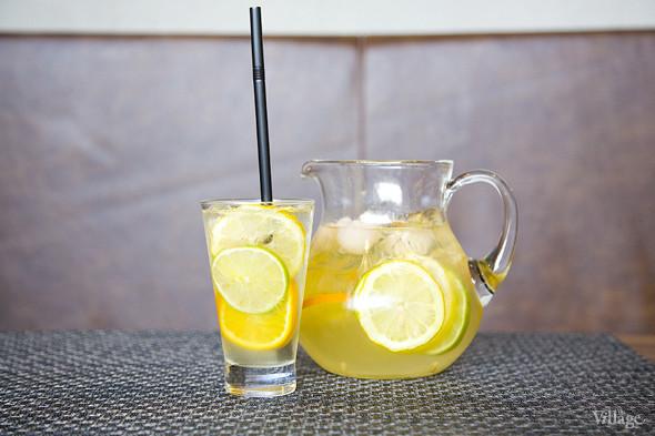 Жаропонижающее: 12 необычных лимонадов. Изображение № 31.