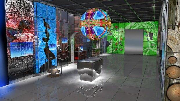 В Дарвиновском музее появится мультимедийный центр «Познай себя— познай мир». Изображение № 3.