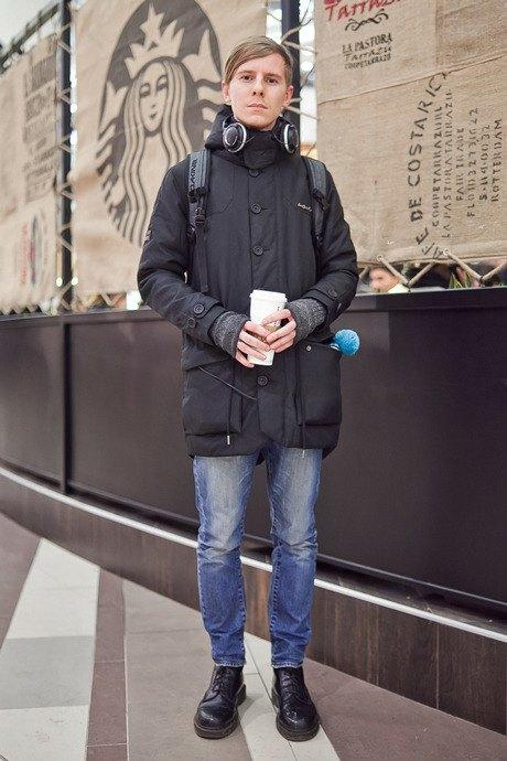 Люди в городе: Первые посетители Starbucks вСтокманне. Изображение № 18.