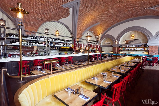 Новое место: Ресторан Jamie's Italian. Изображение № 1.