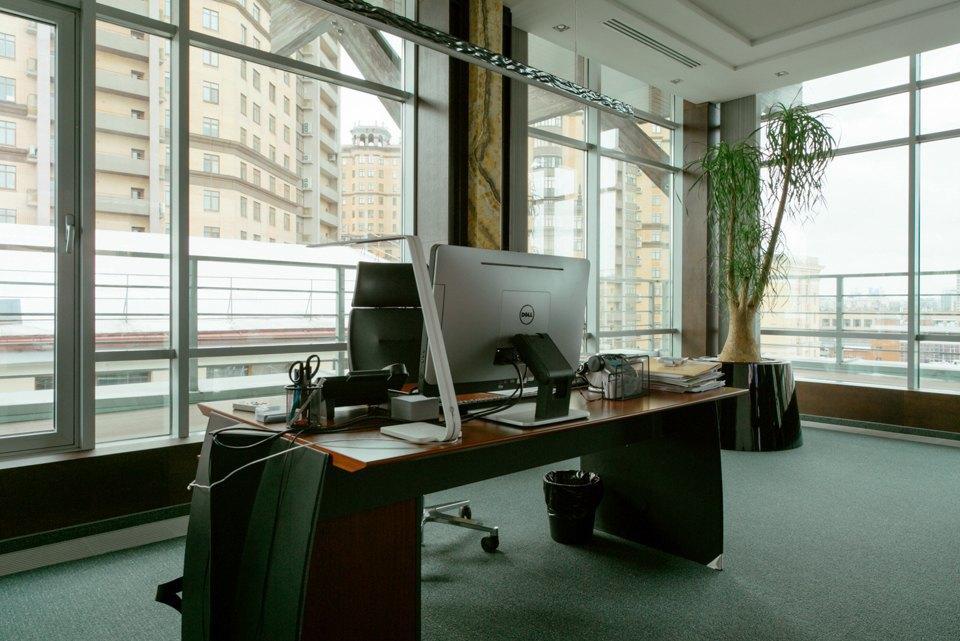 Офис логистической компании накрыше пентхауса. Изображение № 23.