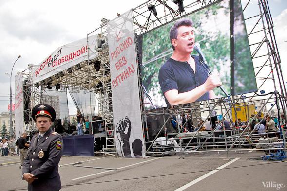 Фоторепортаж: «Марш миллионов». Изображение № 30.