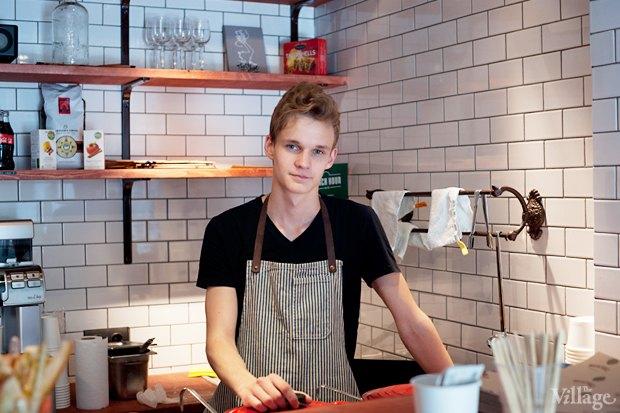 Новое место: Кафе Meatball Company —закрылось. Изображение № 17.
