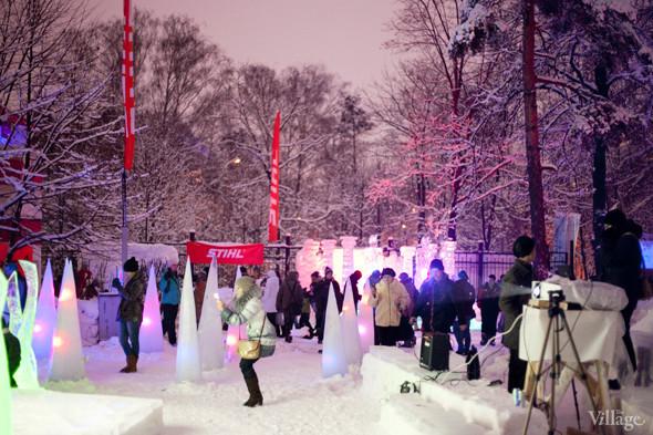 В парке «Сокольники» построили Moroz City. Изображение № 4.