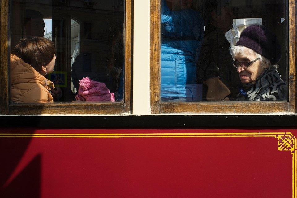 Парад трамваев наЧистыхпрудах. Изображение № 18.