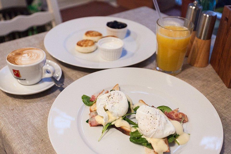 Никогда не поздно:17 мест, где завтракают после полудня. Изображение № 4.