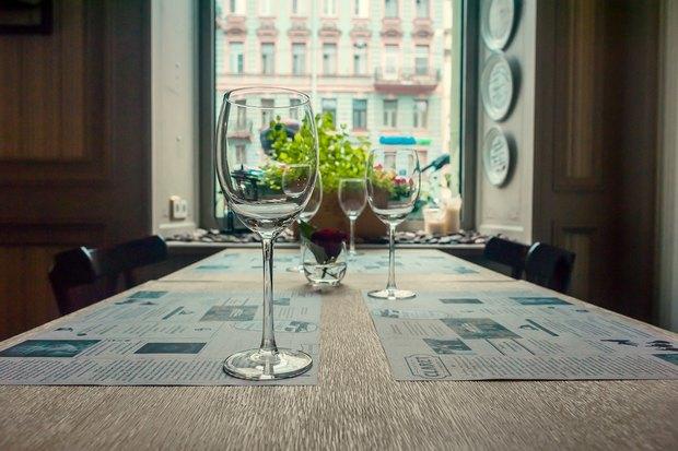 Probka обновила ресторан в отеле «Гельвеция». Изображение № 4.
