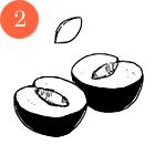 Рецепты шефов: Олхори долма (фаршированная слива). Изображение № 4.
