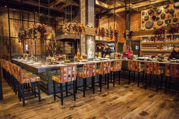 Интерьер обновленного ресторана «Шинок». Изображение № 14.
