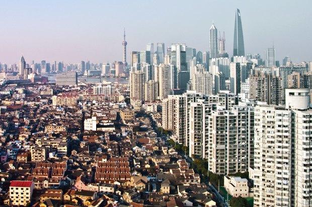 Часть целого: Старый город вШанхае. Изображение № 1.