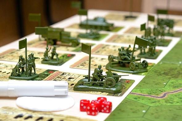 В День Победы в Москве развернётся настольная война. Изображение № 2.