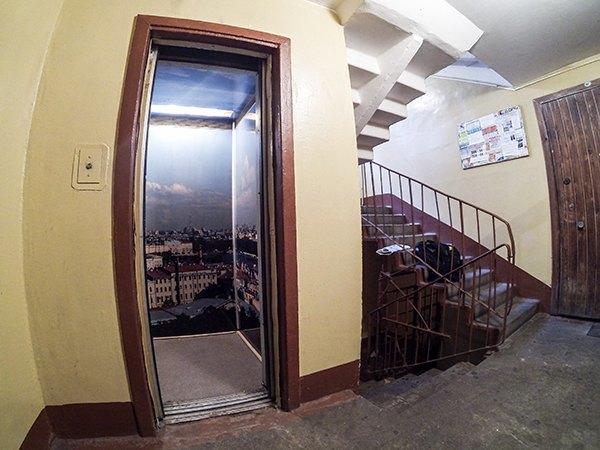 Несколько петербургских лифтов превратят в арт-объекты. Изображение № 3.