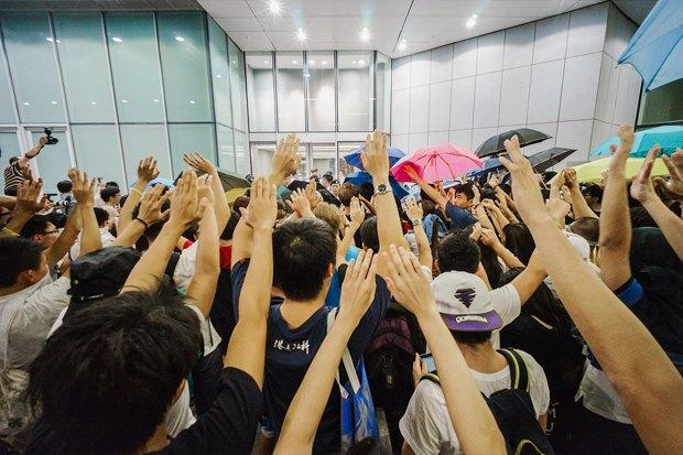 Беспорядки вГонконге: Почему взбунтовалсяфинансовый центрАзии. Изображение № 5.
