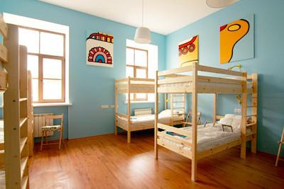 Свежий номер: 13 новых хостелов в Петербурге. Изображение № 15.