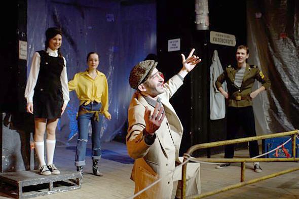 Фотография: театр «Суббота». Изображение № 32.