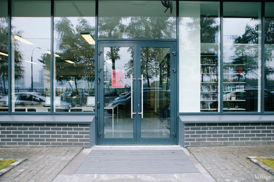 Фото дня: Как выглядит современная библиотека. Изображение № 3.