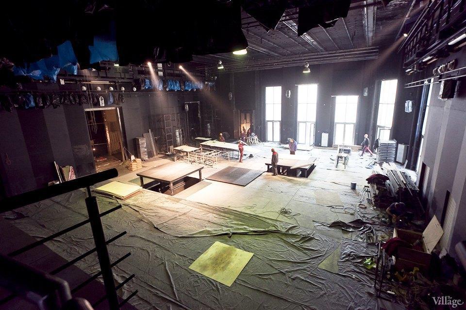 Фоторепортаж: Вторая сцена Александринского театра. Изображение № 18.