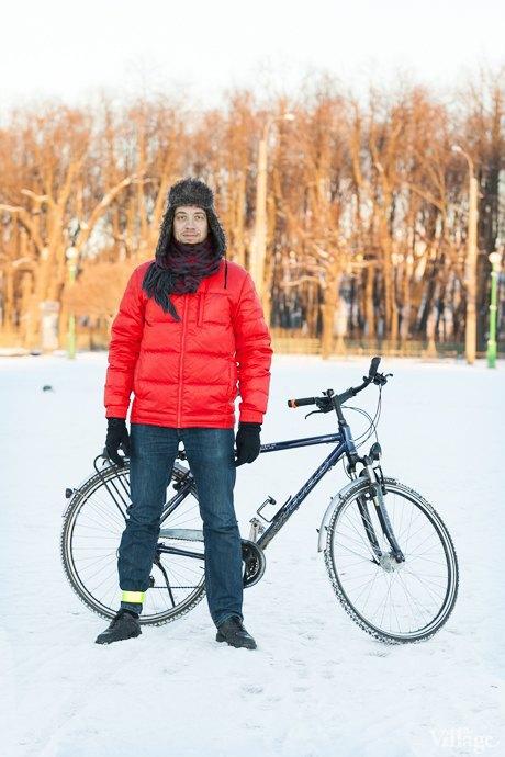 Люди в городе: Кто ездит зимой на велосипеде . Изображение № 2.