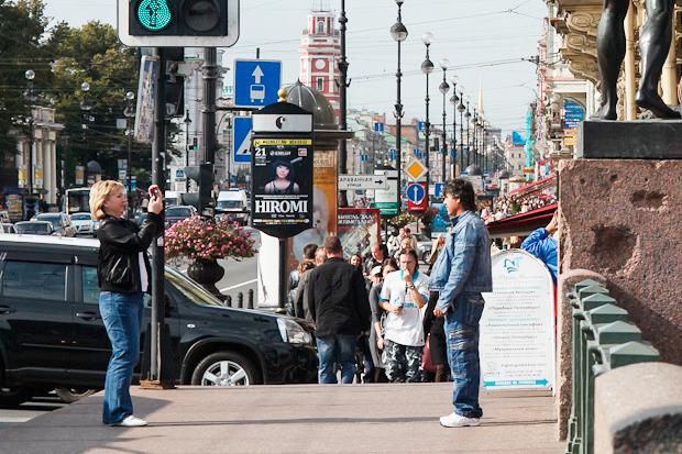 Эксперимент The Village: Самые популярные места для фотографий из Петербурга. Изображение № 22.
