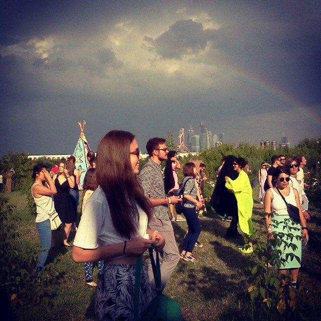 Фестивали Нашествие, Svoy Субботник и Outline вснимках Instagram. Изображение № 22.