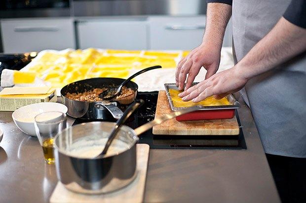 Шеф дома: Грузин и итальянец готовят по рецептам бабушек. Изображение № 153.