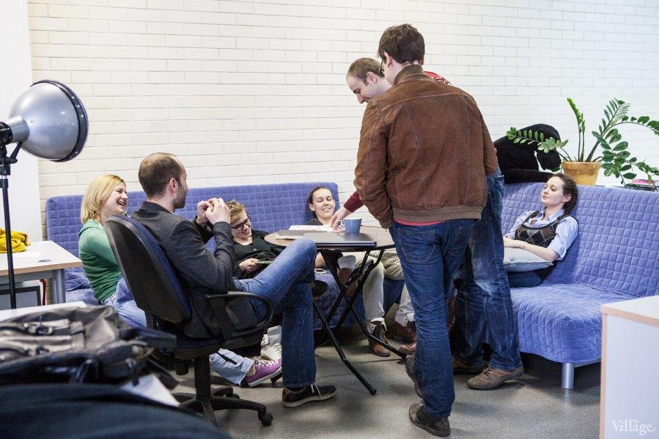 Офис недели (Москва): «АДВ». Изображение № 94.