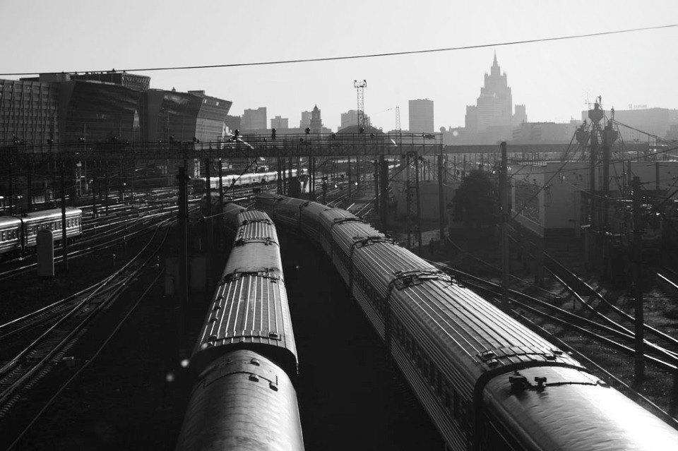 Камера наблюдения: Москва глазами Виктории Ивлевой. Изображение № 22.
