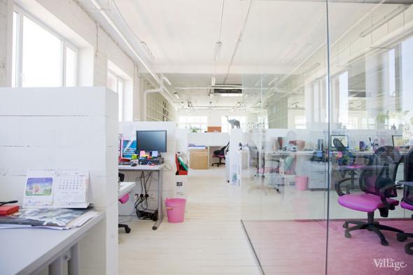 Офис недели: «Большой Город» и Slon.ru. Изображение № 10.
