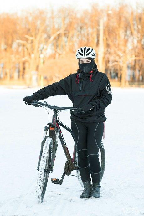 Люди в городе: Кто ездит зимой на велосипеде . Изображение № 9.