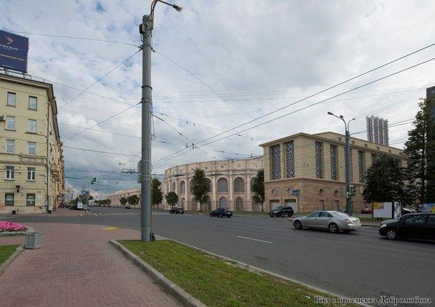 Проект квартала авторства «Архитектурной мастерской Максима Атаянца». Изображение № 7.