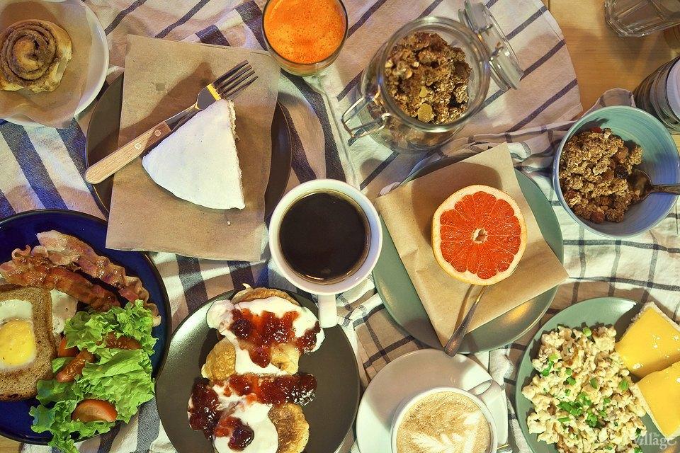 Пока ты спал: Ранние завтраки в Петербурге. Изображение № 16.