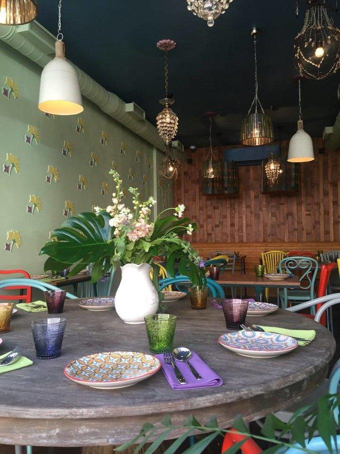 НаБольшой Зелениной улице начинает работу ресторан «Тайка» . Изображение № 1.