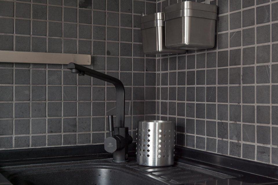 Трёхкомнатная квартира для холостяка наТишинке. Изображение № 16.
