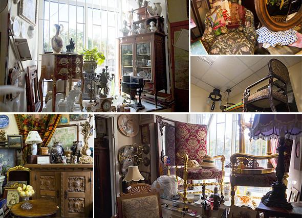 Глубокоуважаемый шкаф: 5 мебельных комиссионных магазинов Петербурга. Изображение № 14.