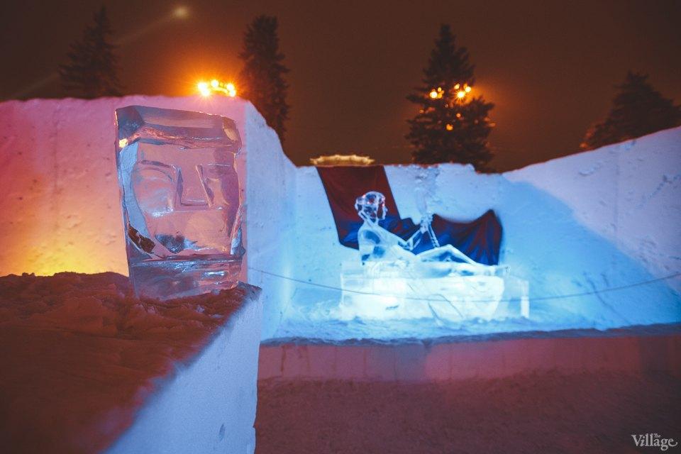 Ледянойлабиринт на ВВЦ. Изображение № 13.