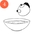 Рецепты шефов: Дим-самы сбараниной, по-гуандунски искреветками. Изображение № 10.