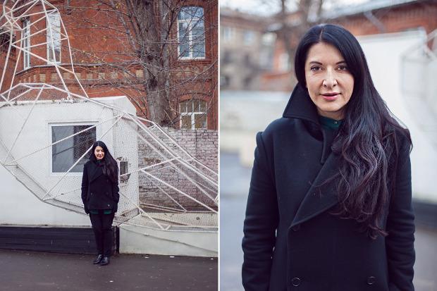 Гости столицы: Марина Абрамович осмерти, снахи Леди Гаге . Изображение № 1.