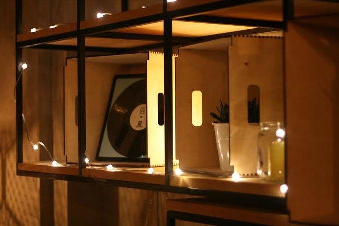 Вцентре современного искусства «Марс» открылось кафе «Верный спутник Марса» . Изображение № 2.