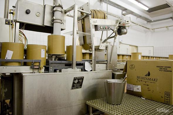 Фоторепортаж: Как делают мороженое «Баскин Роббинс». Изображение № 22.